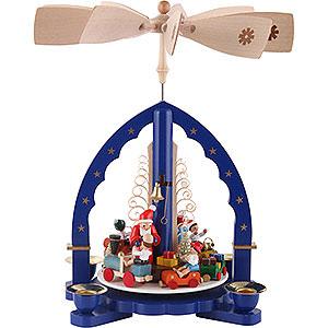 Christmas-Pyramids 1-tier Pyramids 1- tier Pyramid Christmasfun - 11 inch - 27 cm