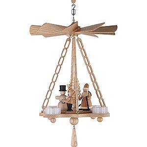 Christmas-Pyramids 1-tier Pyramids 1-tier hanging pyramid Christmas - 30cm / 11.8inch