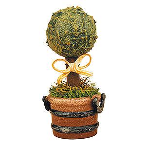 Kleine Figuren & Miniaturen Hubrig Blumenkinder 3er Set Buchsbaum - 6cm