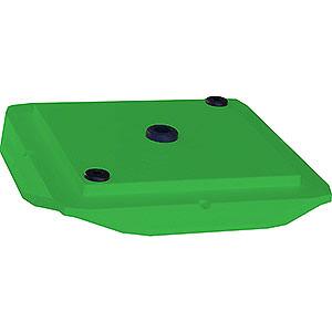 Adventssterne und Weihnachtssterne Ersatzteile Abdeckplatte 29-00-A13 - grün