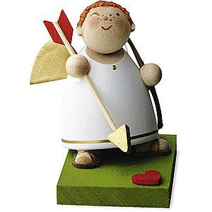 Weihnachtsengel Günter Reichel Amor Amor mit Pfeil und Bogen - 3,5cm