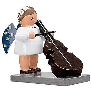 Angels Orchestra of Angels (KWO) Angel with Bass  - 5 cm / 2 inch