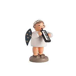 Angels Orchestra of Angels (KWO) Angel with Melodica - 5 cm / 2 inch