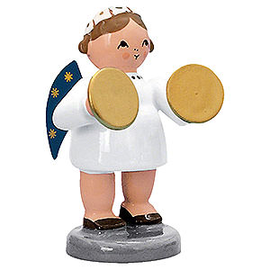 Angels Orchestra of Angels (KWO) Angel with Rattles  - 5 cm / 2 inch