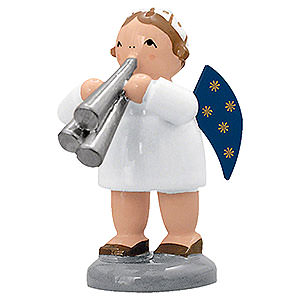 Angels Orchestra of Angels (KWO) Angel with Shawm  - 5 cm / 2 inch