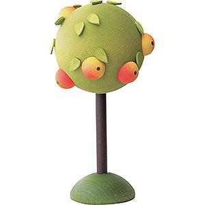Weihnachtsengel Günter Reichel Dekoration Apfelbaum - 9cm