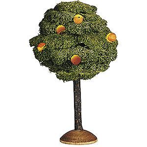 Weihnachtsengel Günter Reichel Dekoration Apfelbaum groß - 13cm