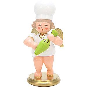 Weihnachtsengel Bäckerengel (Ulbricht) Bäckerengel mit Spritztüte - 7,5cm
