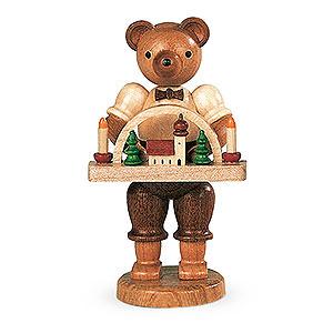 Kleine Figuren & Miniaturen Tiere Bären Bär Spielzeugmacher - 10 cm