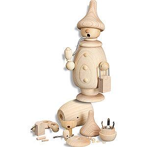 Räuchermänner Sonstige Figuren Bastelset Räucherfigur - 17 cm