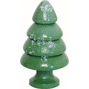 Kleine Figuren & Miniaturen Kuhnert Schneeflöckchen Baum groß 3er Set - 5x2,5cm