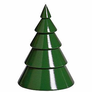 Schwibbögen Schwibbogen Zubehör Baum grün - 8cm