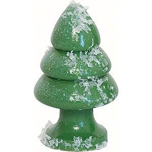 Kleine Figuren & Miniaturen Kuhnert Schneeflöckchen Baum klein 3er Set - 3x2cm