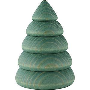 Kleine Figuren & Miniaturen Björn Köhler Dekoration Baum, klein grün - Höhe 9,5 cm