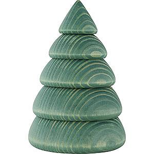 Kleine Figuren & Miniaturen Björn Köhler Dekoration Baum, mittel grün - 11,5 cm