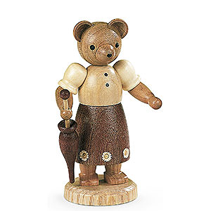 Small Figures & Ornaments Animals Bears Bear (female) - 10 cm / 4 inch