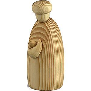 Kleine Figuren & Miniaturen Björn Köhler Krippe groß natur Beduine, natur - 16cm