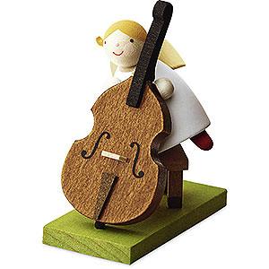 Weihnachtsengel Günter Reichel Big Band Big Band Schutzengel am Bass - 3,5 cm