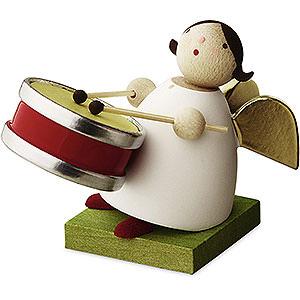 Weihnachtsengel Günter Reichel Big Band Big Band Schutzengel an der kleinen Trommel - 3,5 cm