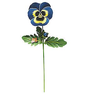 Kleine Figuren & Miniaturen Hubrig Blumenkinder Blüte - Stiefmütterchen groß - 60cm