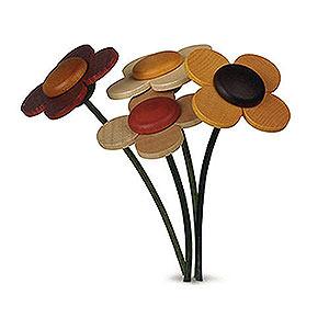 Kleine Figuren & Miniaturen Bj�rn K�hler Dekoration Blume einzeln - 9cm