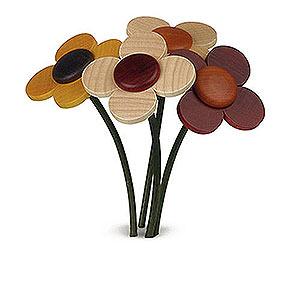 Kleine Figuren & Miniaturen Björn Köhler Dekoration Blume einzeln, groß
