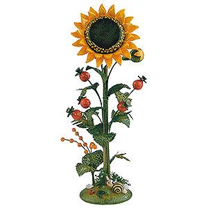 Kleine Figuren & Miniaturen Hubrig Blumenkinder Blumeninsel Sonnenblume groß - 24cm