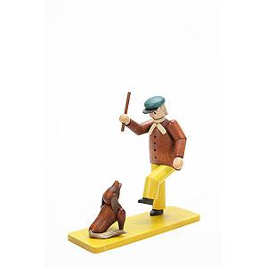 Kleine Figuren & Miniaturen Märchenfiguren Struwwelpeter (Ulbricht) Böser Friederich - 8,5 cm