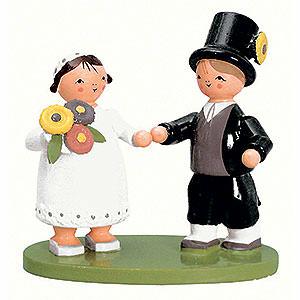 Kleine Figuren & Miniaturen alles Andere Brautpaar - 7 cm