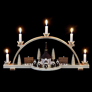 Candle Arches All Candle Arches Candle Arch - Carolers - 47 cm / 19 inch