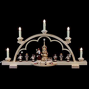 Candle Arches All Candle Arches Candle Arch - The Giving - 57 cm / 22 inch - 120 V electr. (US-standard)