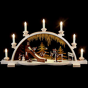 Candle Arches All Candle Arches Candle Arch - Wintersport - 65 cm / 26 inch