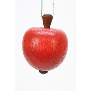 Christbaumschmuck Sonstiger Baumschmuck Christbaumschmuck Apfel - 4,0 / 5,3 cm
