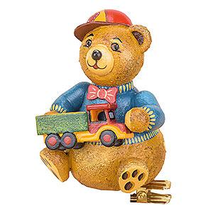 Christbaumschmuck Spielzeug-Design Christbaumschmuck Baumclipser Teddy Leons Brummi  - 8cm