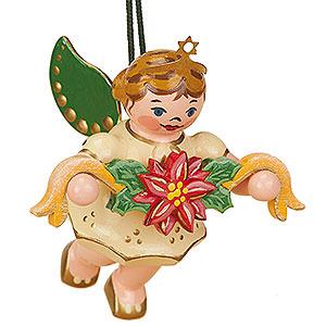 Christbaumschmuck Engel Baumbehang Schwebeengel Christbaumschmuck Engel Girlande 6 cm
