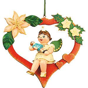 Christbaumschmuck Engel Baumbehang Schwebeengel Christbaumschmuck Engel/Herz/Puppe - 10 cm
