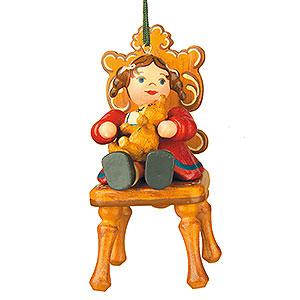 Christbaumschmuck Spielzeug-Design Christbaumschmuck Mein Lieblingsteddy - 7,5cm