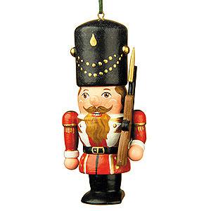 Christbaumschmuck Strolche & Andere Christbaumschmuck Nussknacker-Wachsoldat - 7cm