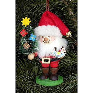 Christbaumschmuck Weihnachtsmann Christbaumschmuck Strolch Weihnachtsmann - 10,5cm