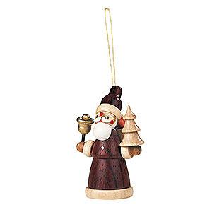Christbaumschmuck Weihnachtsmann Christbaumschmuck - Weihnachtsmann - 8 cm