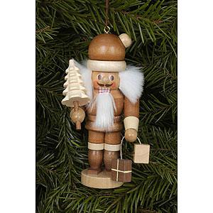 Christbaumschmuck Weihnachtsmann Christbaumschmuck Weihnachtsmann natur - 10 cm
