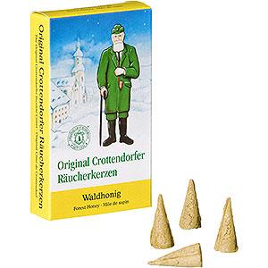 Räuchermänner Räucherkerzen & Zubehör Crottendorfer Räucherkerzen - Waldhonig