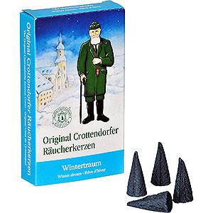 Räuchermänner Räucherkerzen & Zubehör Crottendorfer Räucherkerzen - Wintertraum