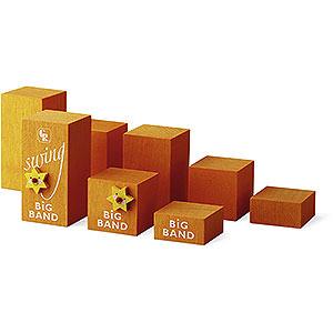 Angels Reichel Big Band Decorative Cube Set Big Band
