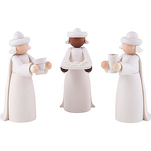 Schwibbögen Schwibbogen Zubehör Dekofiguren Heilige Drei Könige - 11cm