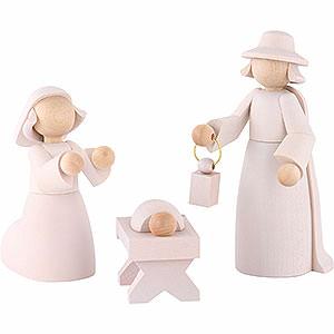 Schwibbögen Schwibbogen Zubehör Dekofiguren Heilige Familie - 11 cm