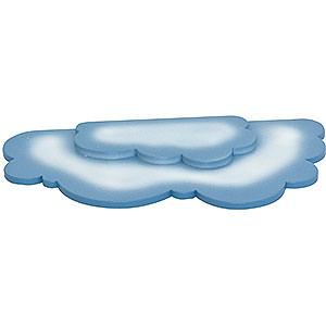 Kleine Figuren & Miniaturen Kuhnert Schneeflöckchen Doppelwolke für Schneeflöckchen - 35x18cm