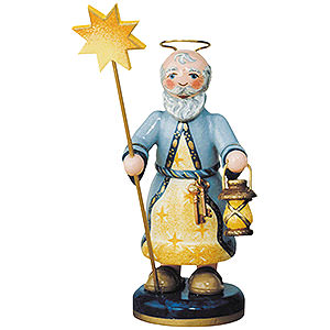 Weihnachtsengel Engel - weiß Engel Petrus - 11cm