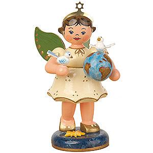 Weihnachtsengel Engel - weiß (Hubrig) Engel der Welt - 10 cm