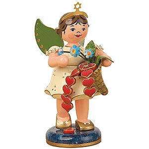 Weihnachtsengel Engel - weiß Engel des Herzens - 10cm